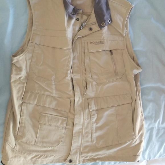 Columbia Men's outdoor vest